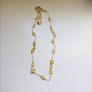 Like new Kate Spade New York station necklace