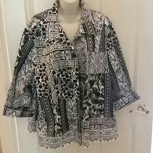 Draper ' s and Damon's jacket