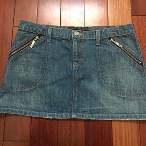 Vintage Juicy Couture Denim Skirt 🌺