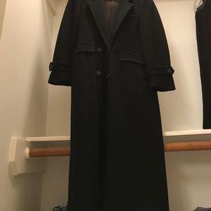 Evan picone wool coat