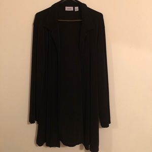 Chico's Travelers black blazer, like new condition