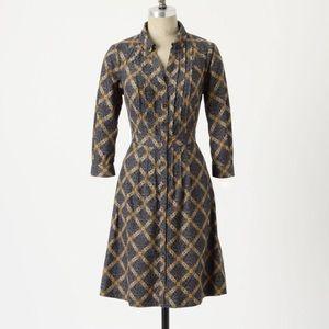 Anthropologie Wightwick Manor Dress by Maeve