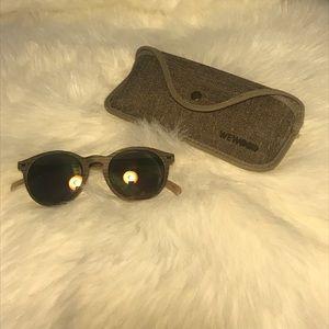 NWOT WeWood Sunglasses