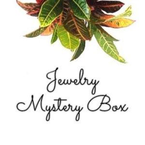4 Piece Jewelry Mystery Box