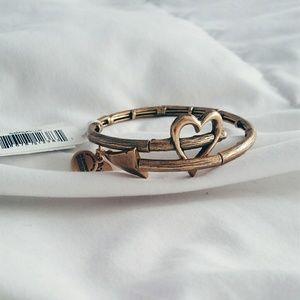 NWT Alex & Ani Vintage Collection Bracelet