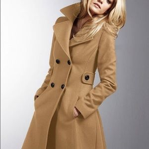 NBW Victoria's Secret Wool Blend Knee Length Coat