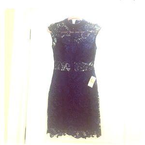 Beautiful Navy Blue Party Dress!