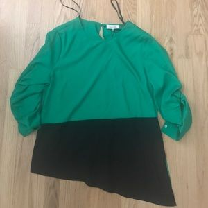 Never worn Calvin Klein shirt (large- runs small)