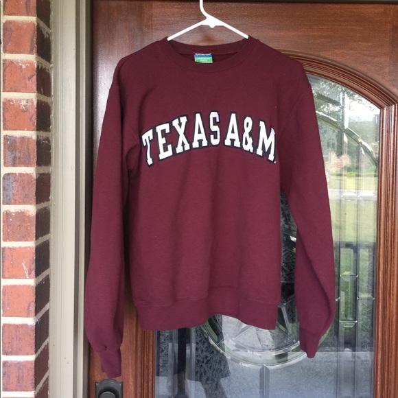 6a797bcde38d Champion Texas A M sweatshirt