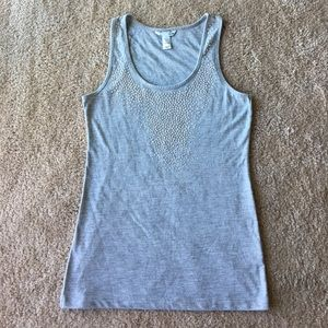 H&M Jeweled Tank