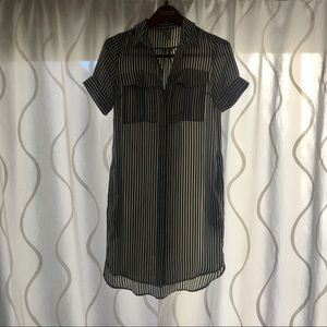 Pinstripe Dress from H&M