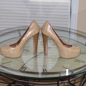 BCBG nude heels-8