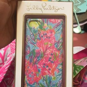 Lilly Pulitzer iPhone 7 case
