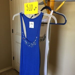 Jeweled Tank Top Bundle 💙 Excellent condition