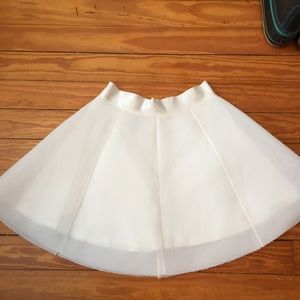 Express skirt- great for brides.