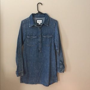 Denim Dress, Size Small