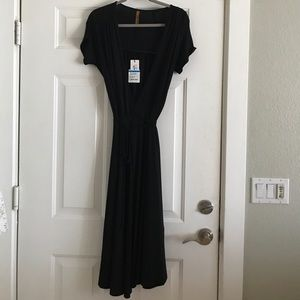 Rachel Pally black cookie dress NWT