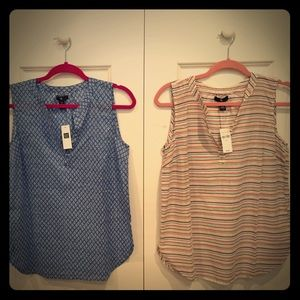 Gap tank tops NWT! Very light for summer!