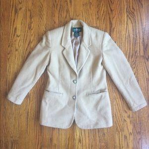 Jackets & Blazers - Hunt Club camel jacket