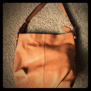 Boho excellent condition Coach purse!