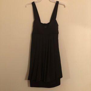 Twenty One little black dress, stylish! Comfy!