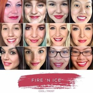 Lipsense Fire N Ice