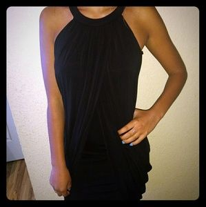 BCBG Maxazria Black Aurora Dress