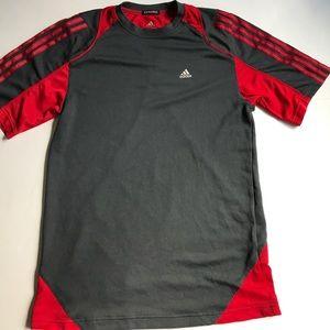 Adidas men's fitness shirt. Size Medium.