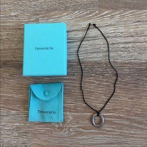 Tiffany & Co Sterling Silver Sevillana Necklace