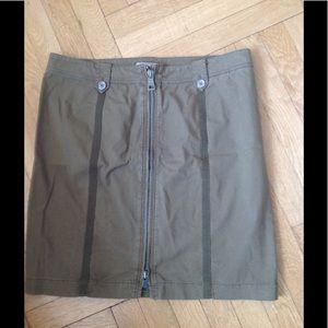 Dresses & Skirts - Auth. Burberry Brit cotton wrap skirt**12