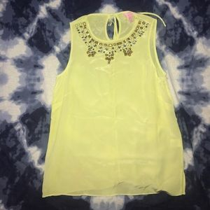 Jewel Lilly Top