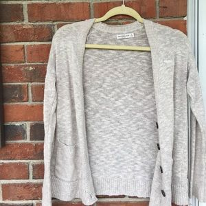Abercrombie & Fitch Slouchy Cardigan