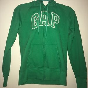 Green Gap Sweatshirt