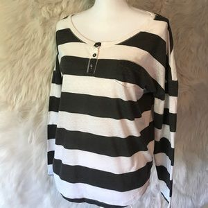 Aerie striped top