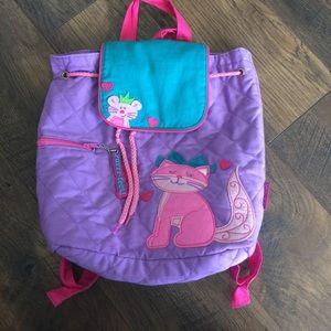 Stephen Joseph Girls Backpack