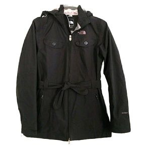 The North Face HyVent Raincoat Size M RN#61661