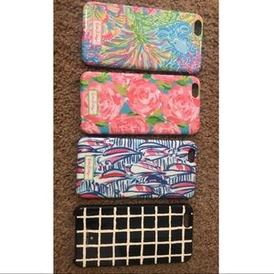 Lilly Pulitzer and Kate Spade iPhone 6PLUS Cases