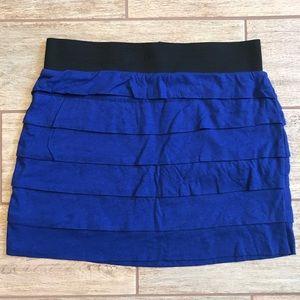 Express Ruffle Skirt