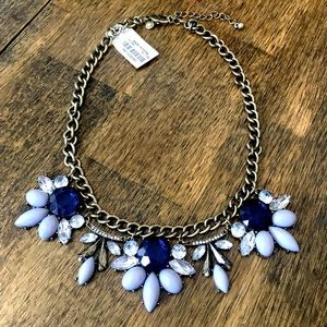 🆕 J. Crew Factory jeweled statement necklace