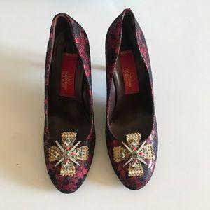 Valentino Haute Couture shoes - perfect condition
