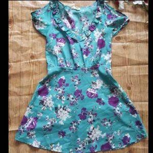Forever 21 Boutique Dress Sz M