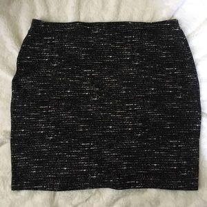 Old Navy Patterned Mini Skirt