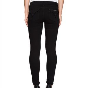 Collin Skinny Super Model Black Jeans