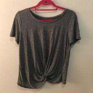 A&F lightweight twist t-shirt