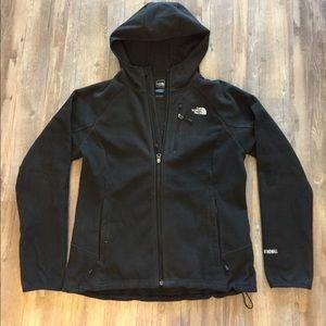 Black Northface Windwall Jacket