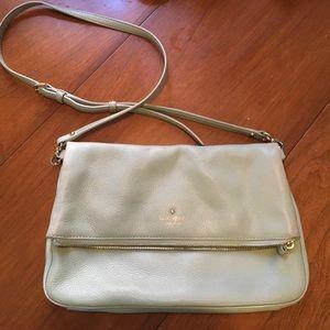 Gorgeous mint green Kate Spade crossbody bag