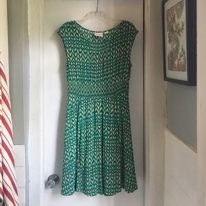 Small Knee-length Anthropologie dress