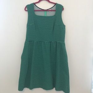 MERONA XL Striped Dress