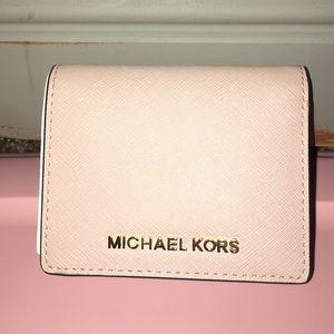 Michael Kors Wallet in Ballet NWT