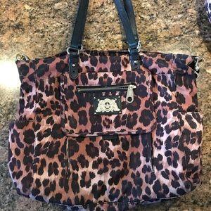 Juicy Couture diaper bag